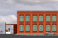 Firmengebäude Haus 36 in Wutha-Farnroda